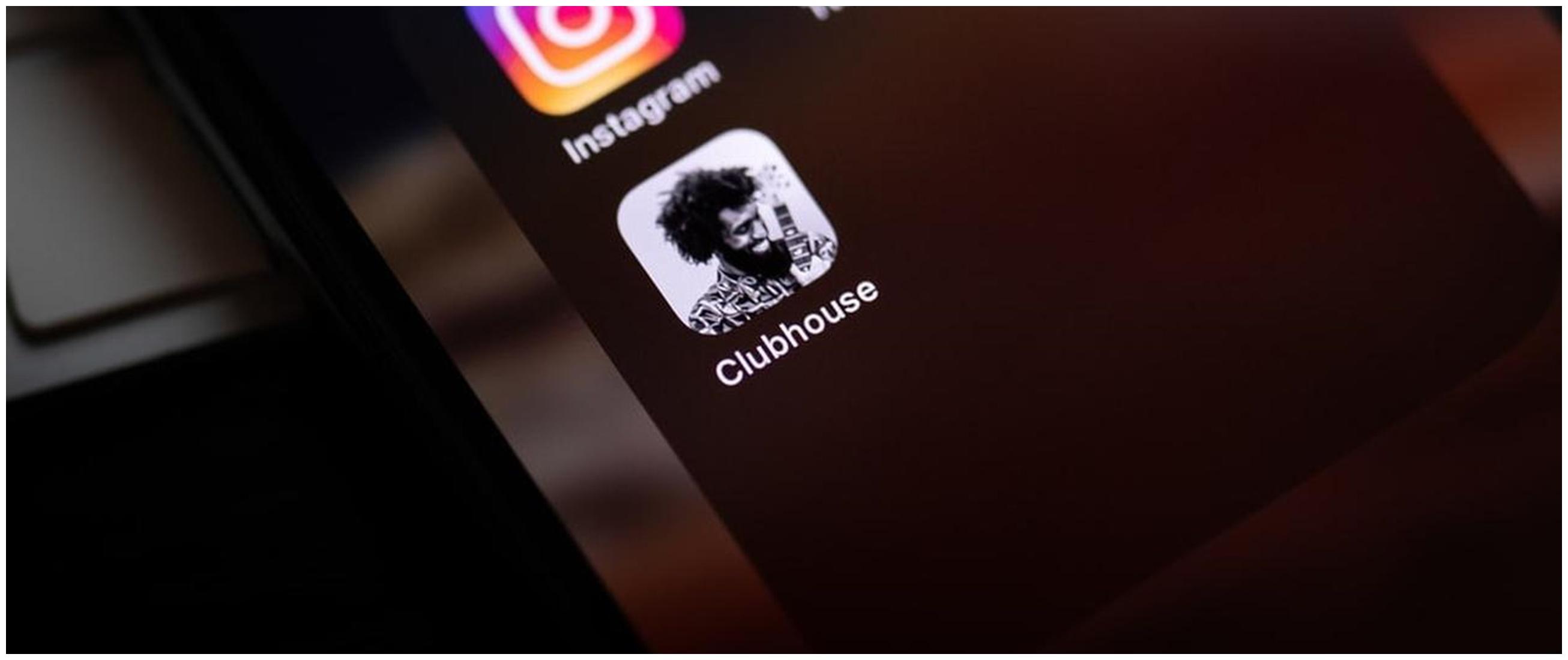 Clubhouse, aplikasi jejaring sosial viral dengan 2 juta pengguna