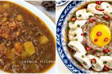 11 Resep daging cincang ala rumahan, jadi lauk andalan keluarga
