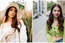 Kerap tampil natural, begini 10 potret Cassandra Lee ber-makeup tebal