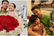 7 Potret kue ulang tahun Raffi Ahmad dan Nagita, curi perhatian