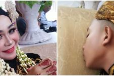 Viral pendamping pengantin tertidur pulas di pelaminan