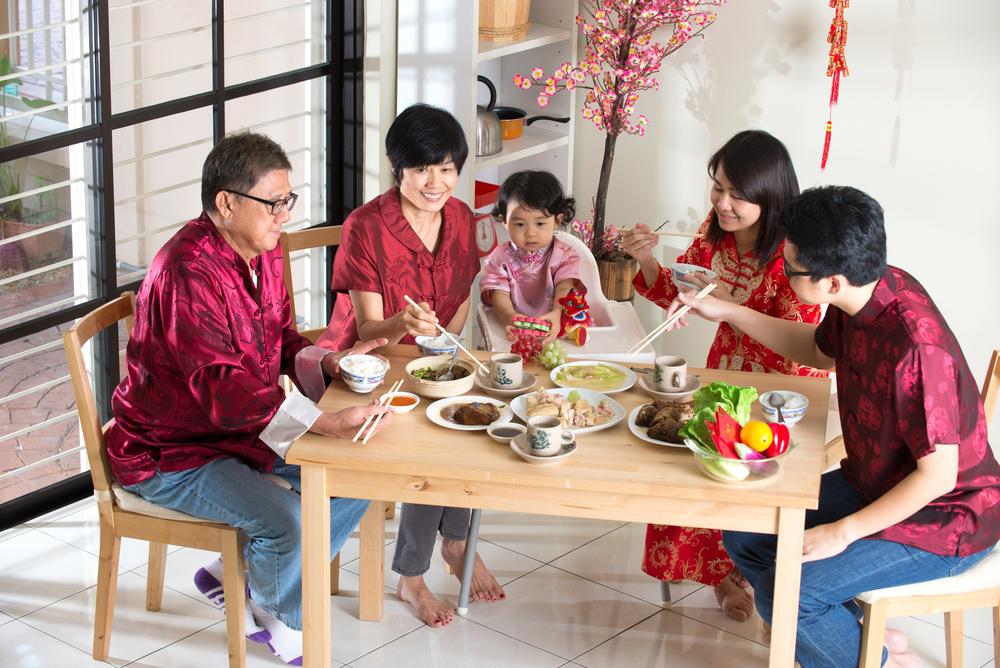 7 Tradisi Imlek dilimpahi hoki © 2021 Shutterstock