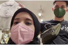 9 Momen Zaskia Sungkar belanja baju bayi, baju tidur jutaan rupiah