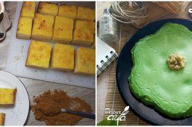 10 Resep bingka, kue tradisional yang enak, empuk, dan praktis