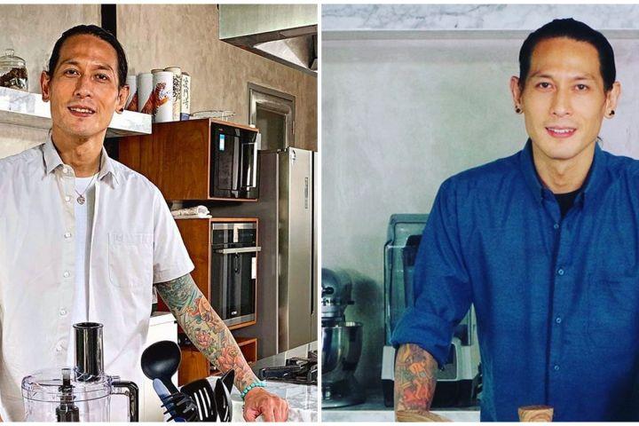 Chef Juna unggah potret masa kecil, ekspresinya jadi sorotan
