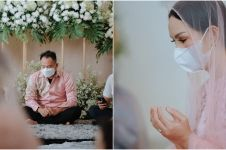 7 Momen pengajian jelang pernikahan Vicky Prasetyo & Kalina Ocktaranny