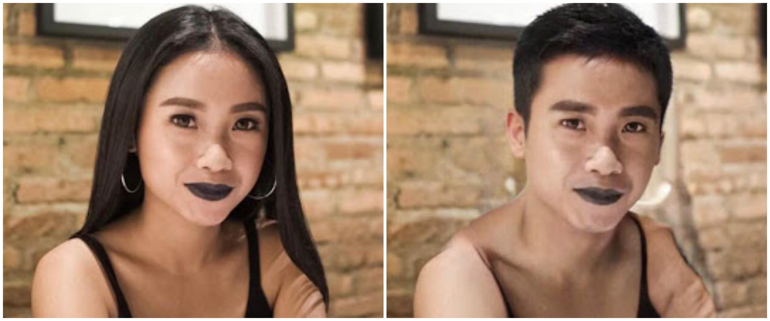 Foto editan 8 pemain Ikatan Cinta jadi cowok, Amanda Manopo manglingi
