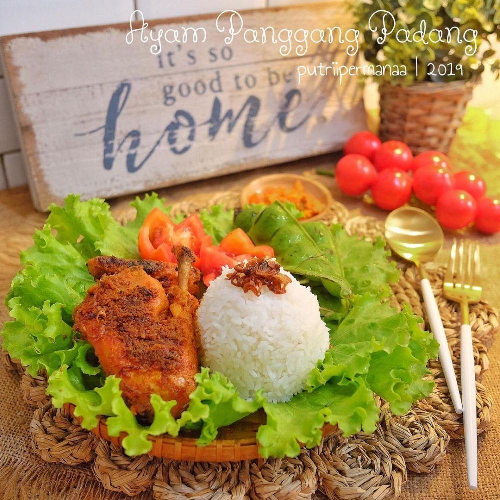 resep ayam panggang ©Instagram