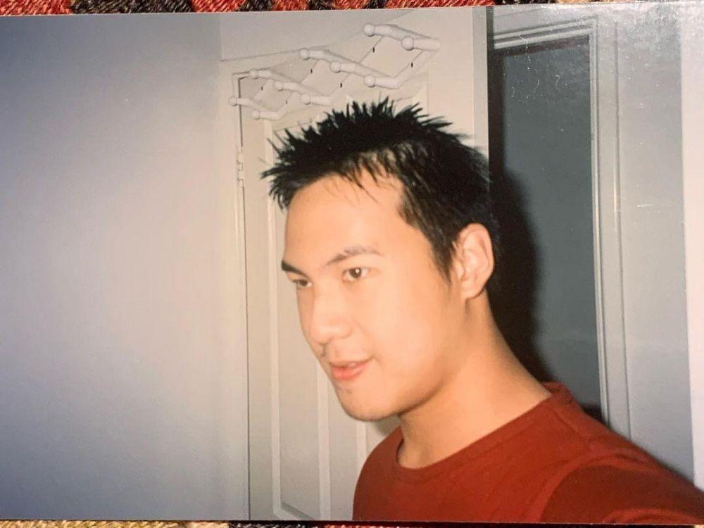 Transformasi gaya rambut Daniel Mananta © 2021 brilio.net