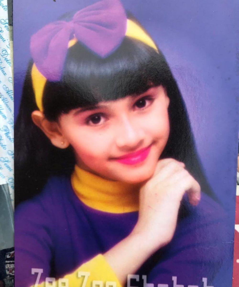 Potret masa kecil seleb cantik keturunan Arab © 2021 brilio.net