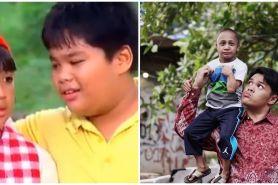 15 Tahun berlalu, intip 8 potret persahabatan pemain 'Si Entong'