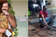 4 Mantan pejabat ini alih profesi, dari tukang las hingga petani