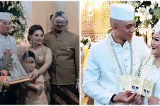 8 Momen pernikahan Olivia anak Nia Daniaty, tampilannya manglingi