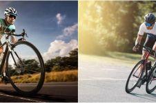 Gejala gangguan cyclist's palsy saat bersepeda dan cara mencegah