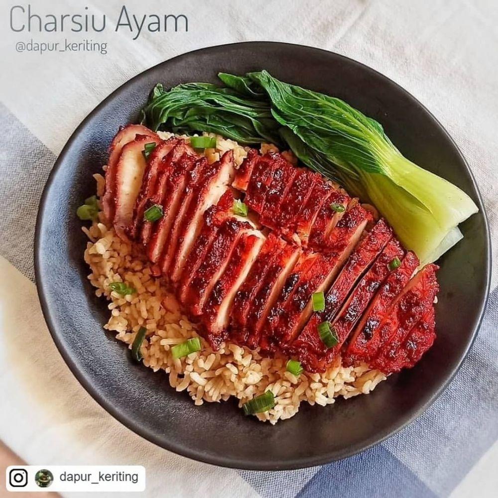 Resep masakan serba bakar Instagram