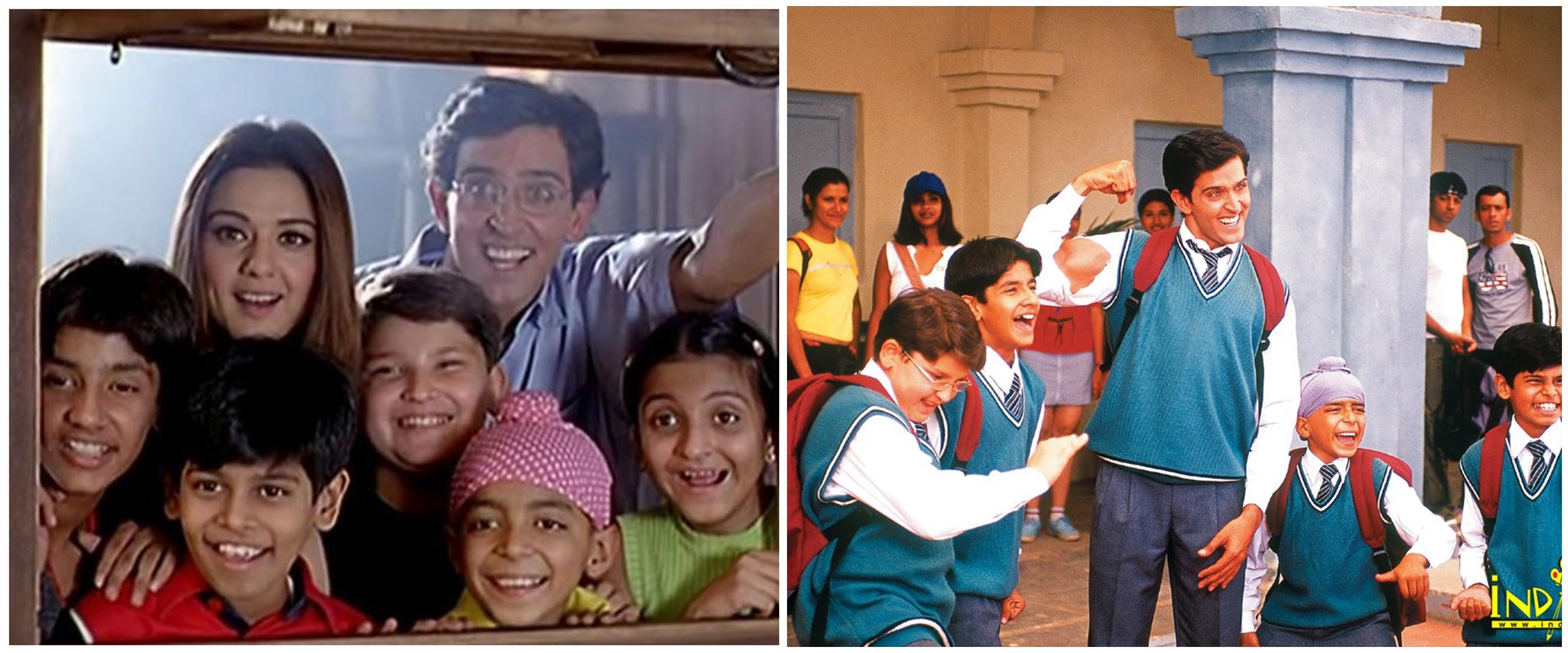 Kabar terbaru 5 artis cilik di film Koi Mil Gaya, kariernya moncer