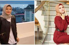 7 Potret masa muda Tina Talisa, gaya rambut ala Demi Moore disorot