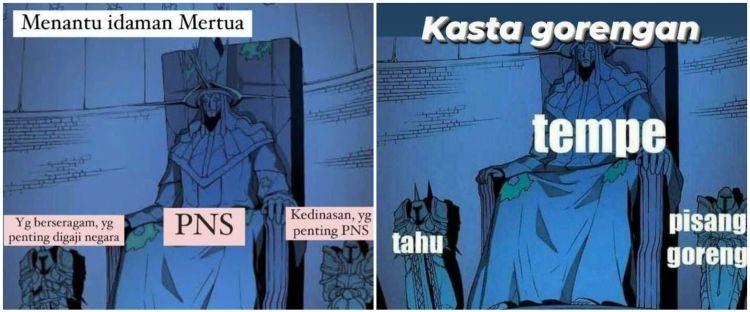 10 Meme lucu sistem kasta di masyarakat ini bikin ngangguk setuju
