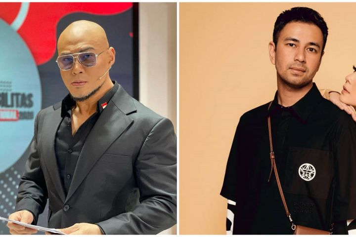 Nama asli 10 presenter Tanah Air, Raffi Ahmad jarang diketahui