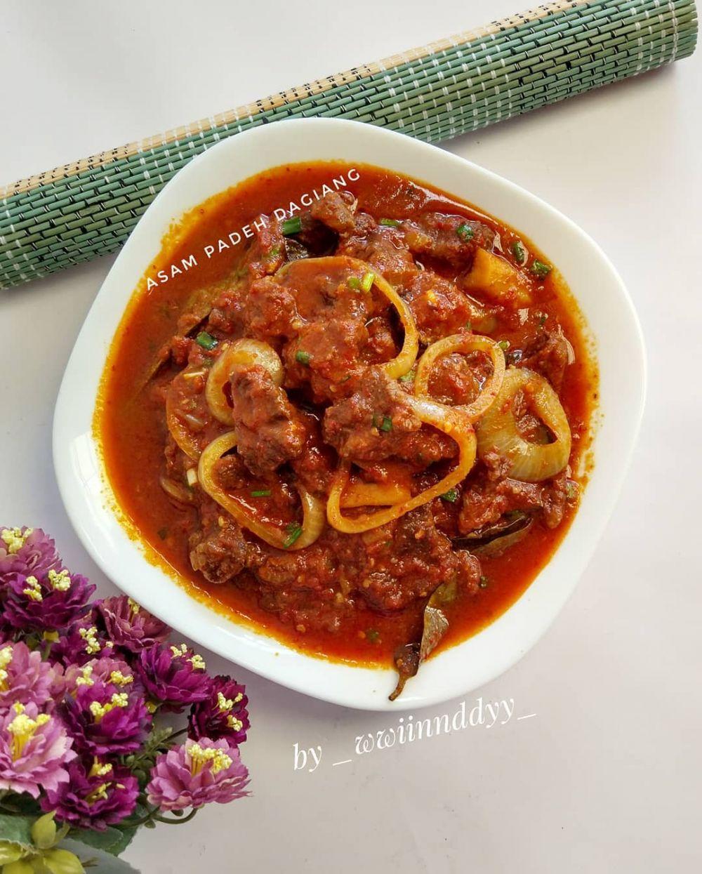 Resep makanan berkuah khas Sumatera © Instagram