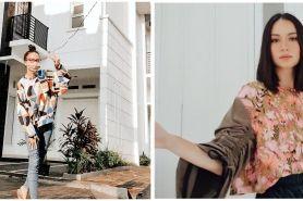 10 Potret rumah Karina Nadila, minimalis dengan desain serba putih