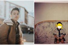 8 Potret masa kecil Billy Davidson, imut dan berparas bule
