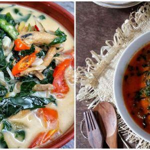 10 Resep sayur daun pepaya berkuah istimewa, enak dan sederhana