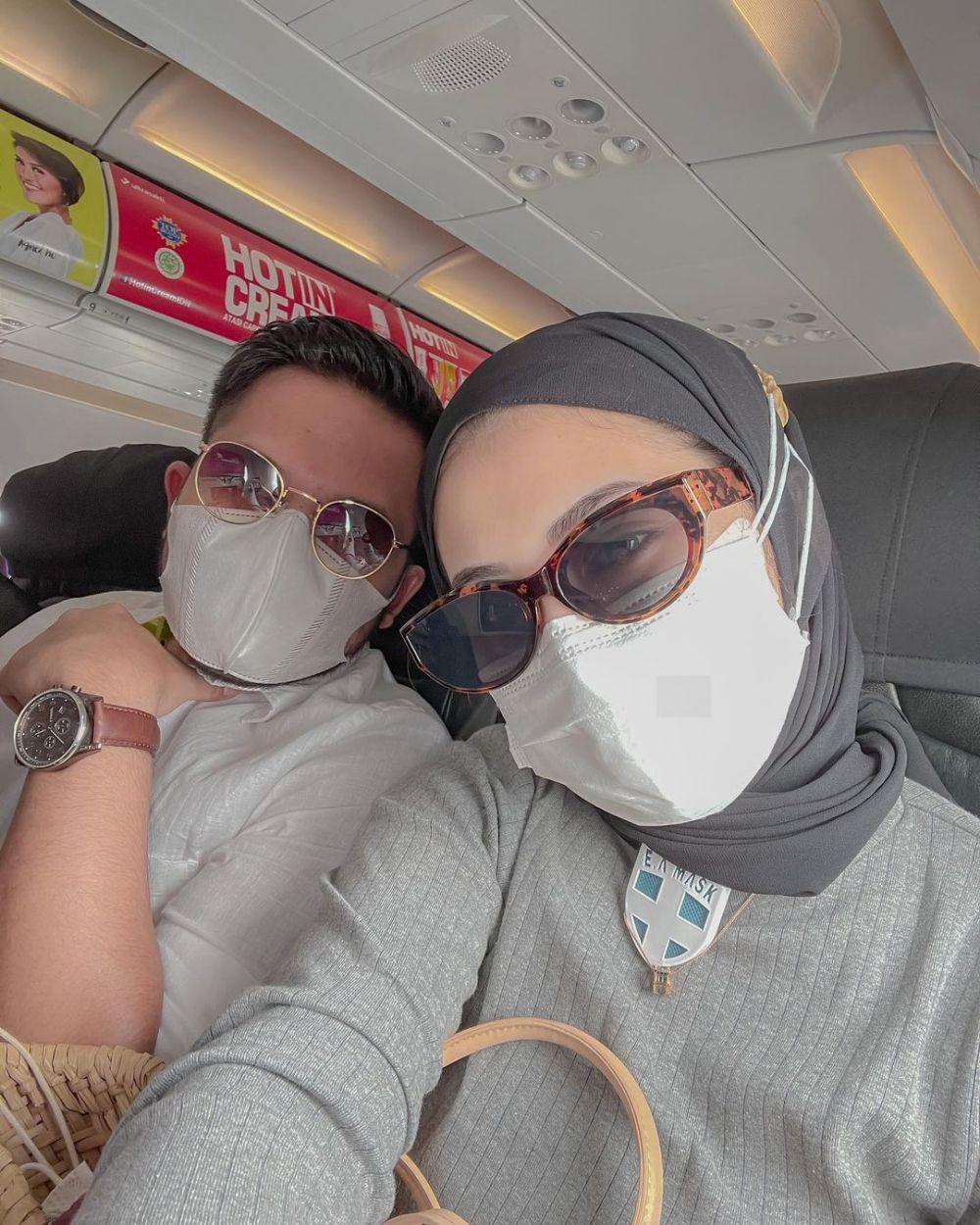 honeymoon Kesha Ratuliu © Instagram