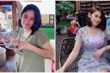 10 Pesona cantik Nur Fitriyani penjual bakso yang curi perhatian