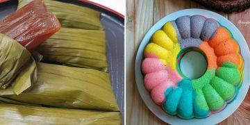 8 Resep olahan singkong kukus ala rumahan, enak dan mudah dibuat