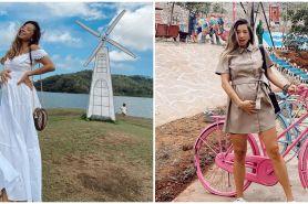 8 Gaya OOTD hamil ala Jennifer Bachdim, stylish maksimal