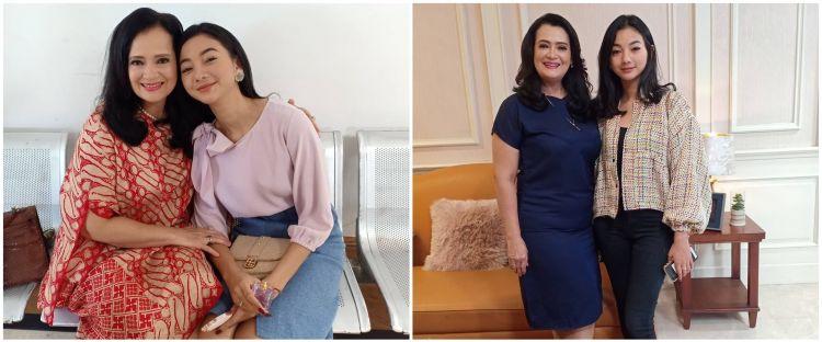 Kini berusia 51 tahun, intip 10 potret transformasi Ivanka Suwandi