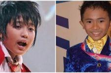 Potret 10 kontestan cowok Idola Cilik dulu dan kini, bikin pangling