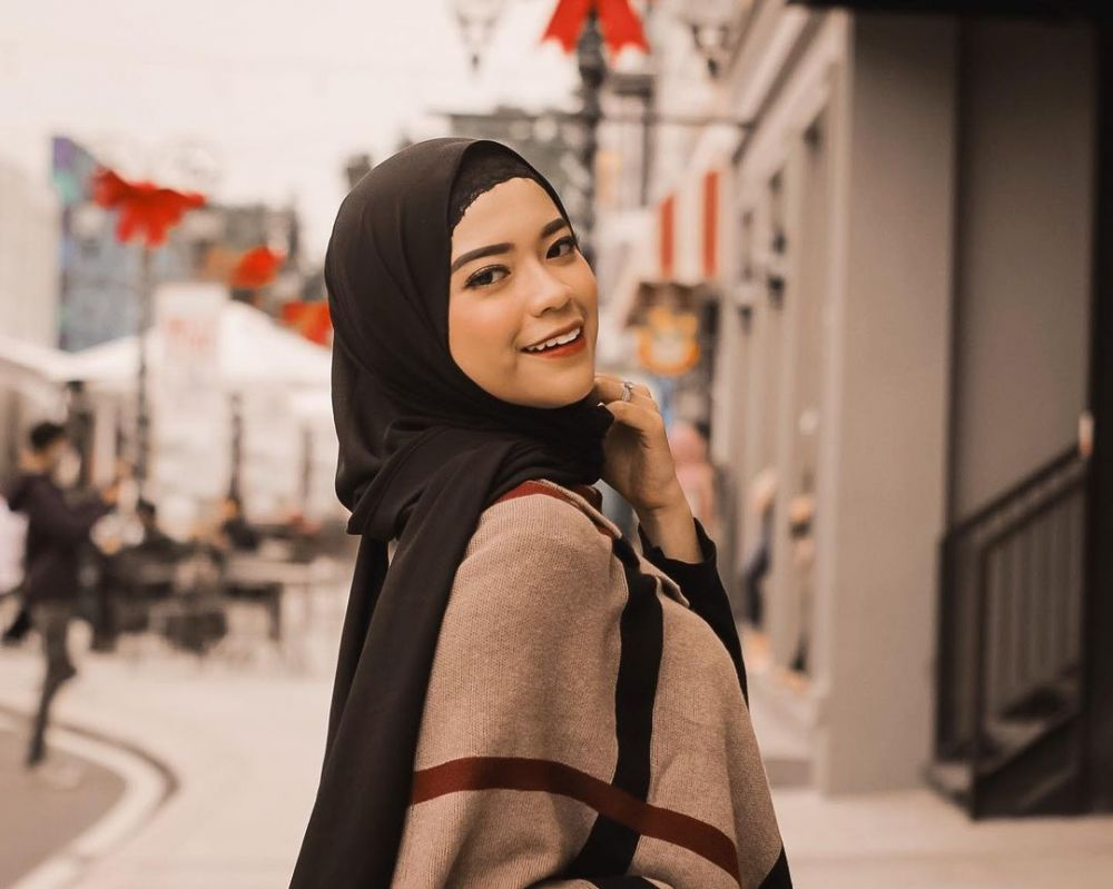 potret terbaru Arifah Lubai Instagram © 2021 brilio.net