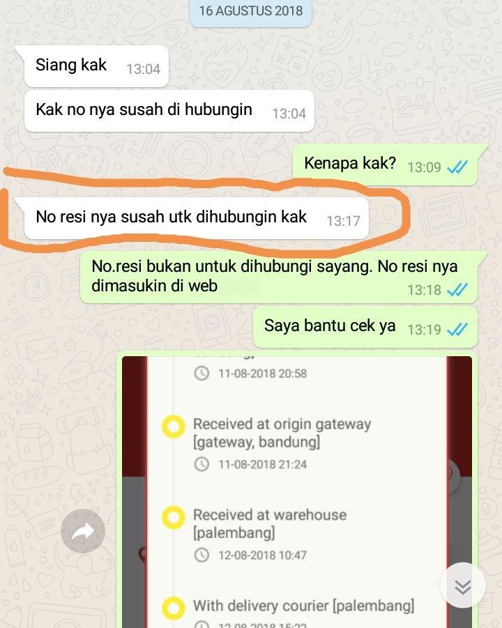 Chat lucu bocah terlalu polos © berbagai sumber