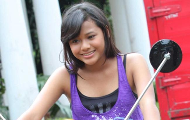 Aurel Hermansyah remaja © 2021 brilio.net