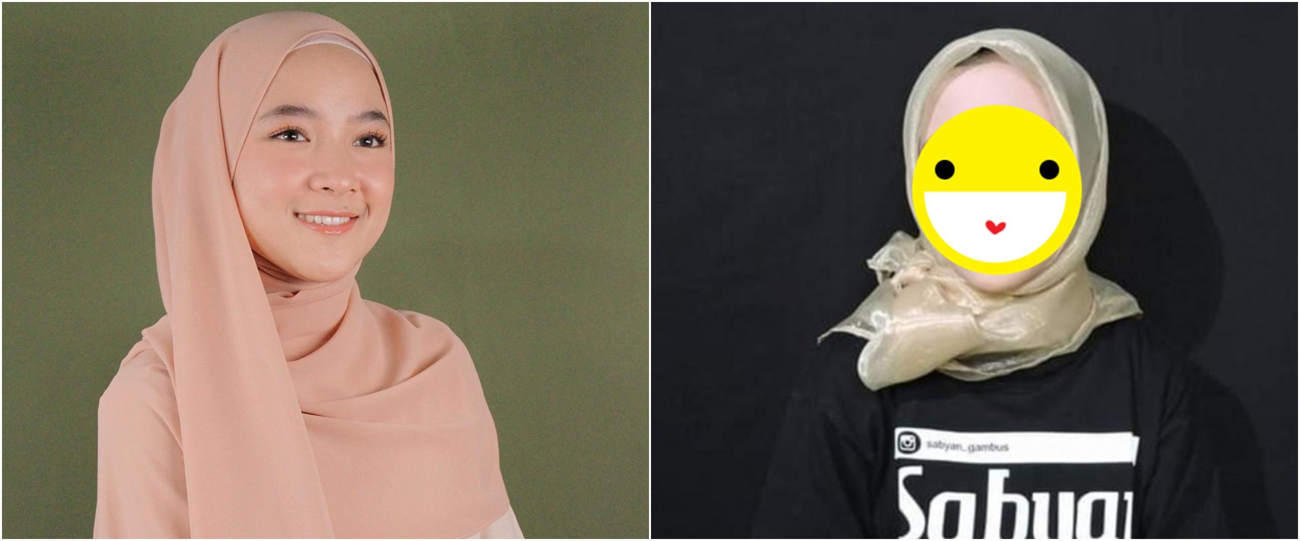 4 Potret Nissa Sabyan usai dimakeup Ririe Fairus, memesona