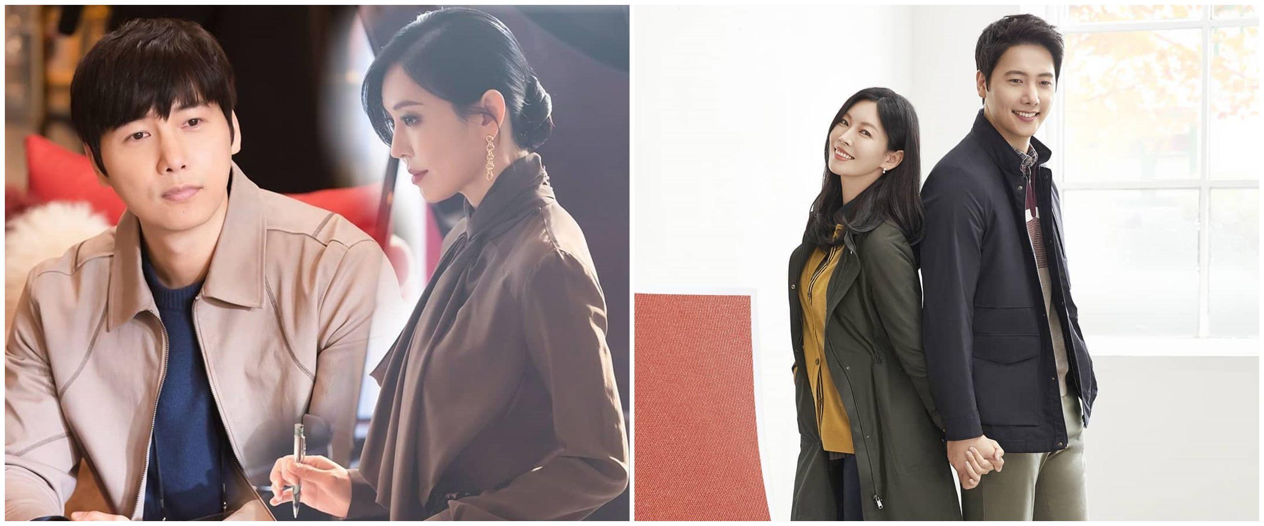 Berseteru di drama, ini 10 momen romantis Kim So-yeon dan Lee Sang-woo