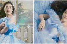 6 Gaya pemotretan Natasha Wilona jadi Cinderella, tampil anggun
