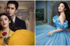 8 Pesinetron ini jalani pemotretan jadi Putri Disney, manglingi banget