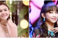 Momen Amanda Manopo kembaran baju sama Dita Karang, harganya fantastis