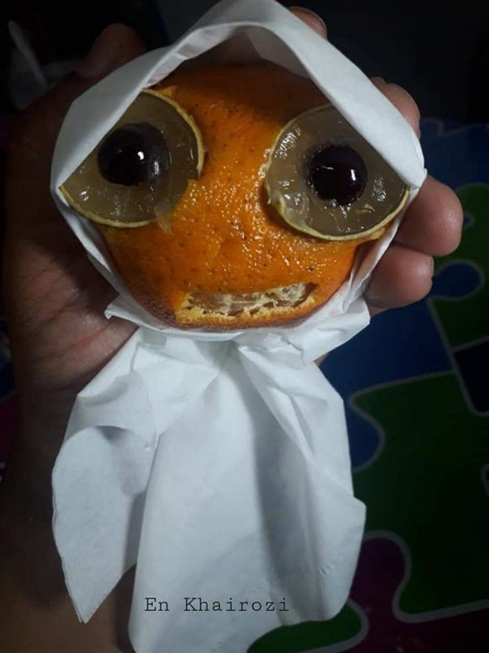 nikmati buah jeruk © Berbagai Sumber