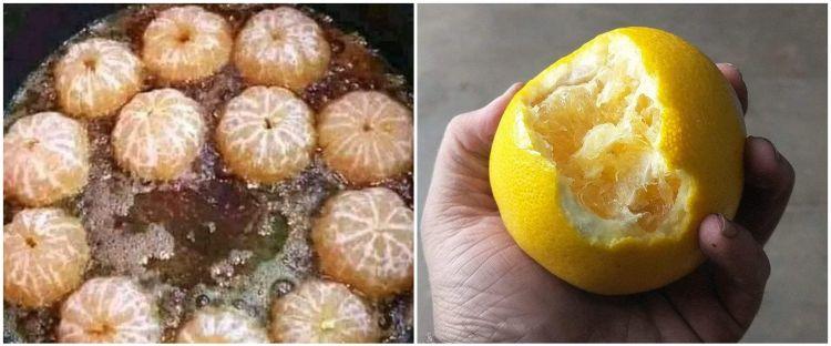 10 Cara tak biasa nikmati buah jeruk, digoreng bak kerupuk