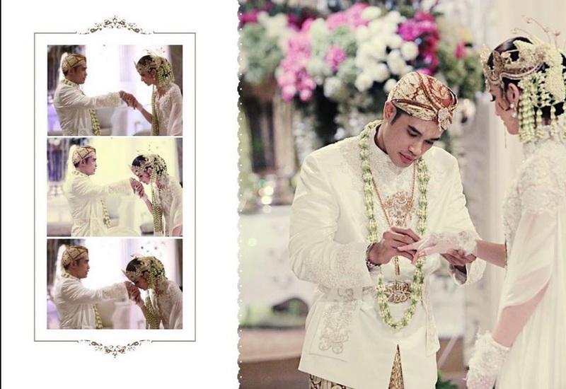 potret pernikahan seleb 2000-an © 2021 brilio.net