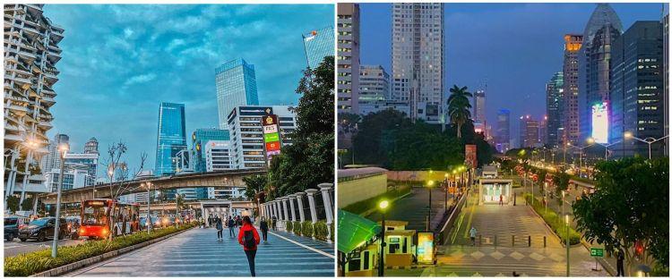 Kisah unik di balik video Jakarta bak Seoul, direkam dari kamera HP