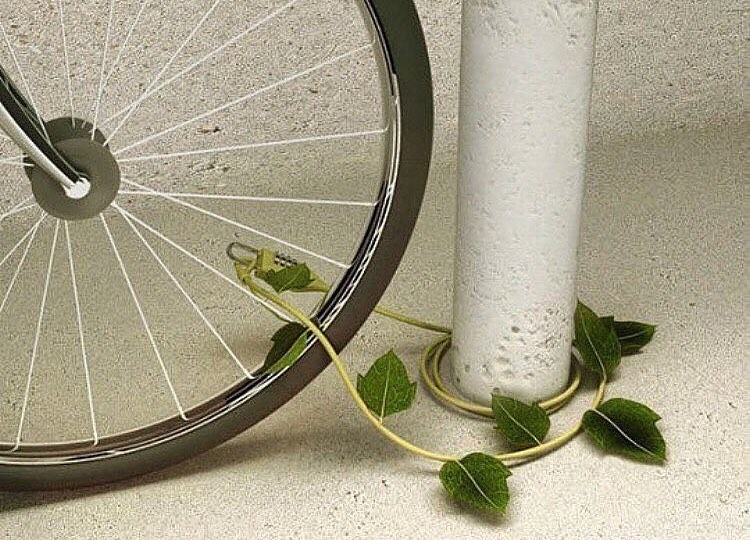 kreasi benda dari daun © Instagram