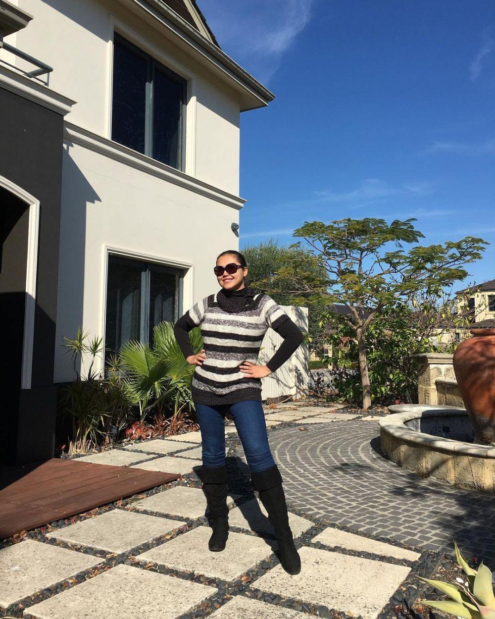 Rumah Cindy Claudia di Australia © Instagram