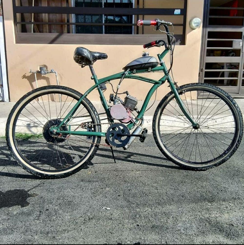 modifikasi sepeda diberi mesin Instagram