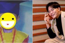 10 Potret transformasi Rizky Febian, makin kece di usia 23 tahun
