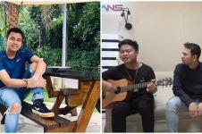 Momen pertemuan Raffi Ahmad dan Suryanto, lagunya dibeli 10 juta